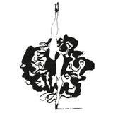 Pode enlatar a ilustração do dançarino Imagem de Stock Royalty Free
