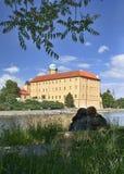 Podebrady Castle Στοκ φωτογραφία με δικαίωμα ελεύθερης χρήσης