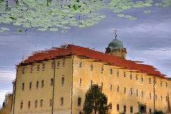 Podebrady chateau Royalty Free Stock Photos
