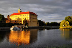 Podebrady chateau Royalty Free Stock Photography