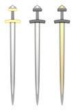 Espada ilustração royalty free