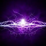 Poder da luz. imagem de stock