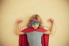 Poder da menina Imagem de Stock