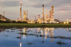 Poder da planta de óleo Fotografia de Stock Royalty Free