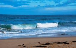 Poder das ondas 5 Imagem de Stock Royalty Free