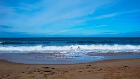 Poder das ondas/beleza infinita Foto de Stock Royalty Free