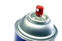 Poder de aerosol fotografía de archivo libre de regalías
