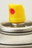 Poder de aerosol Fotos de archivo libres de regalías