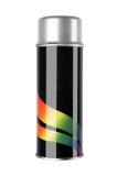 Poder de aerosol de la pintada Fotografía de archivo