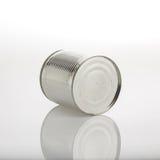 Poder de aluminio de la comida Imagenes de archivo