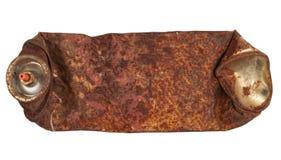 Poder de espray oxidada Fotografía de archivo