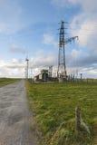 Poder de Frisia do leste Imagem de Stock Royalty Free