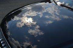 Poder de la reflexión Fotos de archivo