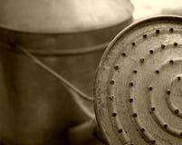 Poder de riego Imágenes de archivo libres de regalías
