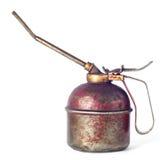 Poder del aceite del vintage Foto de archivo libre de regalías