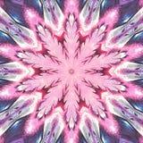 Poder do rosa ilustração do vetor