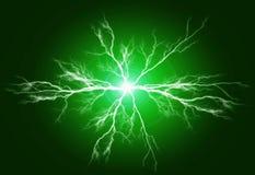 Poder e eletricidade puros Imagem de Stock Royalty Free
