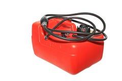 Poder jerry roja imagen de archivo libre de regalías