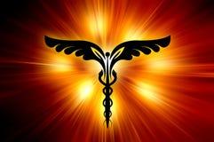 Poder médico  fotografía de archivo libre de regalías