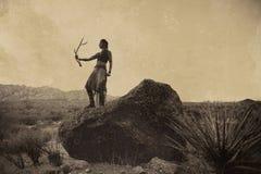 Poder místico Fotografía de archivo libre de regalías