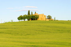 Podere Royalty Free Stock Photo