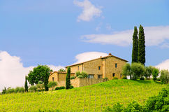 Podere Stock Photography