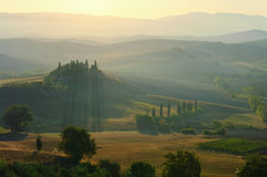 Podere in fall Royalty Free Stock Photos