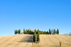 Podere in fall Stock Photos
