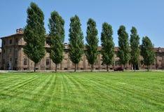 `Podere San Giovanni `in Stupinigi, Turin Stock Photo