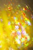 podeszczowa gwiazda Obraz Stock