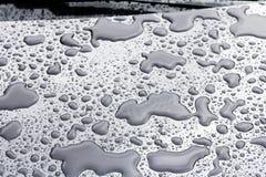 Podeszczowa woda Fotografia Stock