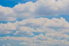 Podeszczowe chmury Obrazy Royalty Free