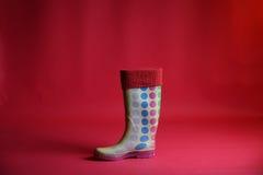 Podeszczowi buty Obrazy Royalty Free