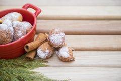 Podeszczowy ciastko, tradycyjny Brazylijski cukierki obraz stock