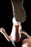 Podeszwa trenuje buty atletyka Obraz Stock