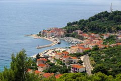 Podgora Royalty Free Stock Image