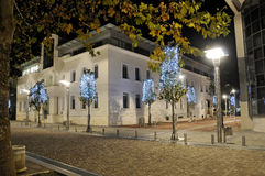 Podgorica κεντρικός Στοκ φωτογραφία με δικαίωμα ελεύθερης χρήσης