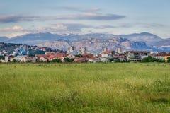 Podgorica στο Μαυροβούνιο Στοκ Φωτογραφίες