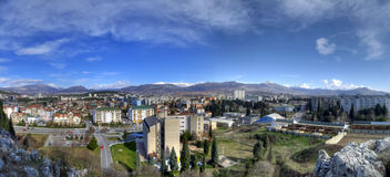 Podgorica Stock Photo