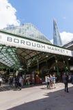 Podgrodzie rynek blisko Londyn mosta, Obrazy Royalty Free