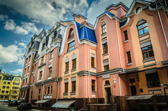 Podil street Stock Photos
