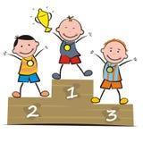 podium royalty illustrazione gratis
