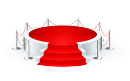Podium, icon Royalty Free Stock Photography