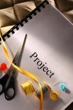 Podium projekta pomysł zdjęcie stock