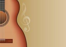 podkład muzyczny Ilustracja Wektor