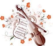 podkład muzyczny Obraz Royalty Free