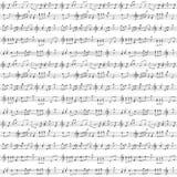 podkład muzyczny bezszwowy Zdjęcia Stock