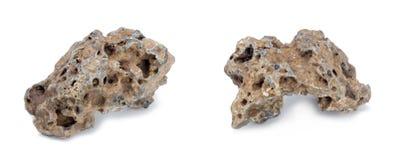 Podkamennaya Tunguska Meteorite. On a white background royalty free stock photos