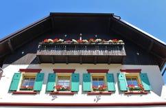 Podkoren, Σλοβενία Στοκ φωτογραφία με δικαίωμα ελεύθερης χρήσης