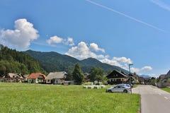Podkoren, Slovenia Stock Image